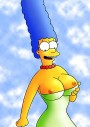 Tram pararam Simpsons